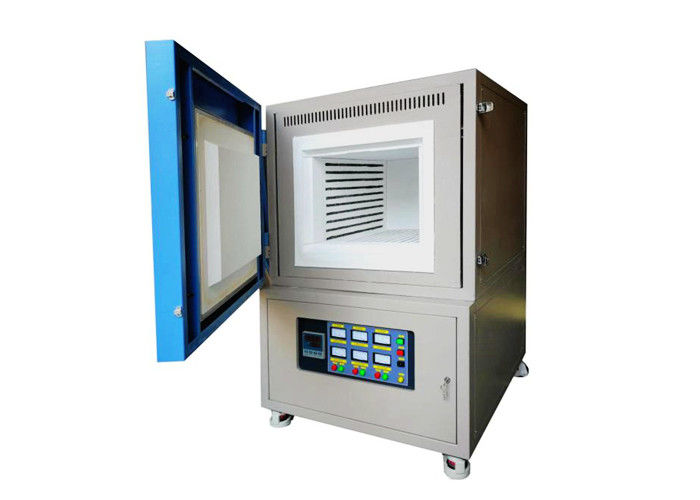 1200 ℃ Electric Lab Muffle Furnace High Temperature For Research Institutes