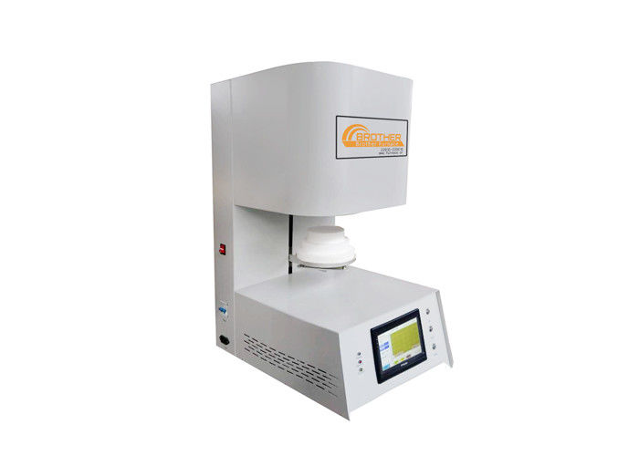 Lifting Type Dental Lab Furnace , High Temperature Zirconia Sintering Oven