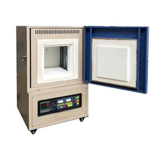 Programmable Laboratory Muffle Furnace High Temperature PID Auto Control