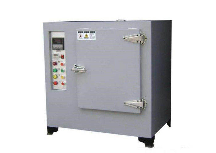 Electric Heating Tube High Temperature Drying Oven , 27 - 2700L Vacuum Drying Oven